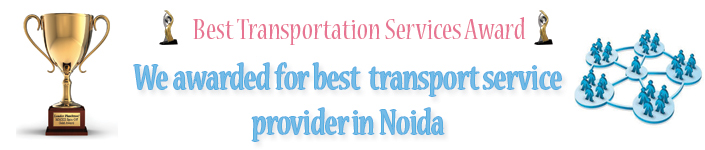 Noida packers and movers award