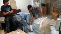 packing of goods in noida