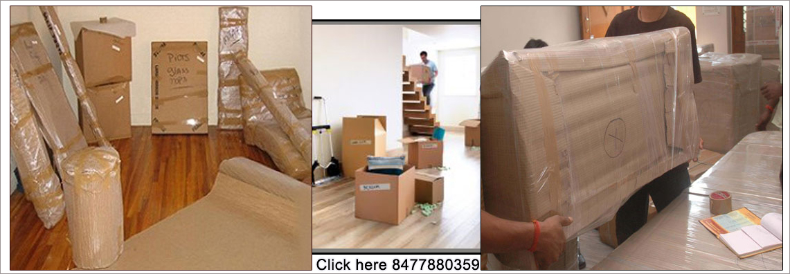 Noida packers Movers unloading process