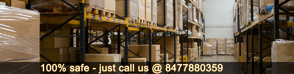 Pckers and movers noida Warehous